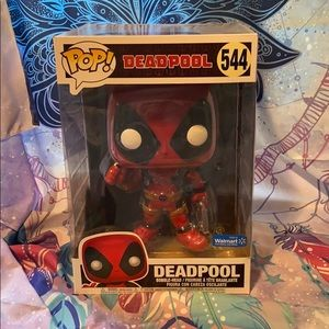 NEW Deadpool 10 inch